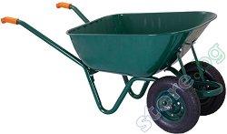 Ръчна количка с 2 колела - С обем от 120 l