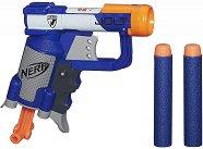Nerf - N-Strike Elite Jolt Blaster - Пистолет в комплект с 2 стрелички -