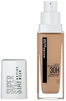 Maybelline SuperStay Active Wear Foundation - Дълготраен фон дьо тен с високо покритие - душ гел