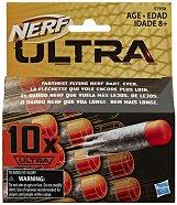 Резервни стрелички - Nerf Ultra 10 Dart Refill -