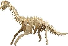 Скелет на Брахиозавър -