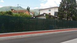 Покривало за ограда - Jamaica
