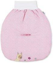 Бебешко спално чувалче - Ламата Lotte - раница