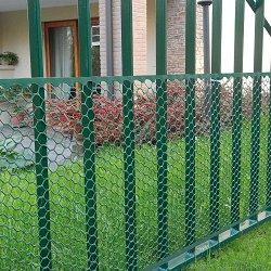 Оградна мрежа - Exagon