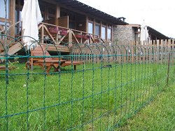 Оградна мрежа - Border Fence