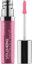 Catrice Volumizing Tint & Glow Lip Booster - Гланц за обемни устни - крем