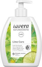 Lavera Lime Care Liquid Soap -