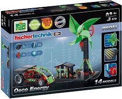 """Еко енергия - Детски сглобяем комплект от серията """"Profi"""" -"""