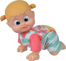 Кукла-бебе Бони - Bouncin' Babies - Детска интерактивна играчка със звукови ефекти -