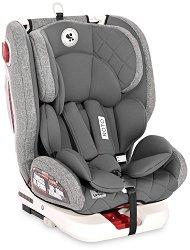 """Детско столче за кола - Roto 2021 - За """"Isofix"""" система и деца от 0 месеца до 36 kg -"""