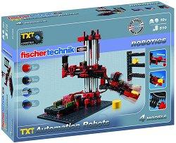 """Robo TX - 4 в 1 - Детски сглобяем комплект от серията """"Computing"""" -"""