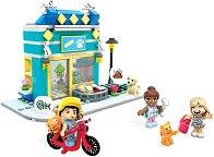 """Магазин за домашни любимци - Детски конструктор от серията """"Wonder Builders"""" -"""