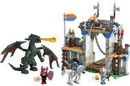 """Битка с дракон - Детски конструктор от серията """"Wonder Builders"""" -"""