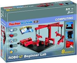 """Robo LT - 8 в 1 - Детски сглобяем комплект от серията """"Computing"""" -"""