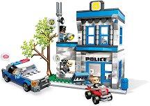 """Бягство от затвора - Детски конструктор от серията """"Wonder Builders"""" -"""