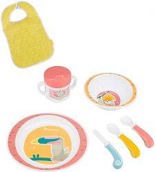 Детски комплект за хранене - Yummy -