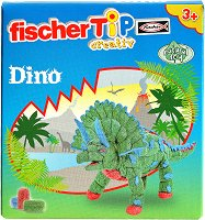 Направи сам динозавър - Трицератопс -