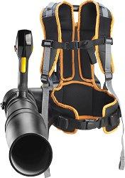 """Акумулаторна гръбна духалка - Li 58GBP - Комплект с батерия и зарядно от серията """"Power Li-NK Pro"""""""