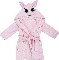 Детски халат за баня - Коте -