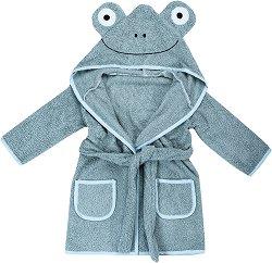 Детски халат за баня - Жабка -