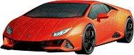 Lamborghini Huracan EVO - 3D пъзел -