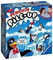 Пингвини на айсберг -