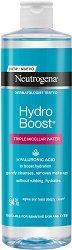 Neutrogena Hydro Boost Triple Micellar Water - крем