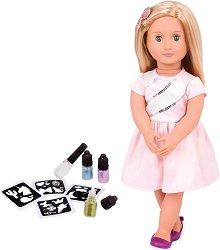 """Кукла Росалин - 46 cm - От серията """"Our Generation"""" -"""