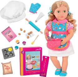 Кукла Джени - 46 cm - кукла