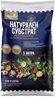 """Торфена смес за подправки и микро растения - Разфасовка от 5 l от серията """"Ботаника"""""""