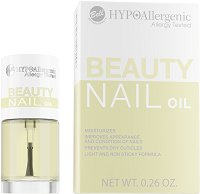 Bell HypoAllergenic Beauty Nail Oil - Подхранващо масло за кожички и нотки - крем