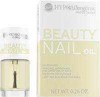 Bell HypoAllergenic Beauty Nail Oil - Подхранващо масло за кожички и нотки - боя