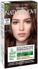Naturanove Coloration Permanente - Перманентна безамонячна боя за коса с натурални съставки - спирала