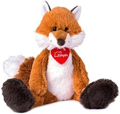 Лисицата Феликс - Плюшена играчка -