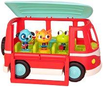 Музикален автобус - играчка