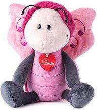 Пеперудата Офелия - Плюшена играчка - детски аксесоар