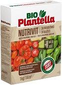 """Гранулиран тор за зеленчуци - Опаковка от 1 kg от серията """"Bio"""""""