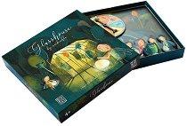 Glasshouse  - Кооперативна настолна игра -
