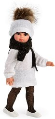 Кукла - Сабрина - С височина 40 cm - кукла