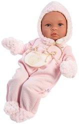 Кукла бебе - Лея - С височина 46 cm - кукла