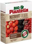 """Гранулиран тор за ягоди и горски плодове - Опаковка от 1 kg от серията """"Bio"""""""
