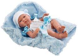 Кукла бебе Пабло - С височина 43 cm -