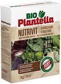 """Гранулиран тор за листни зеленчуци - Опаковка от 1 kg от серията """"Bio"""""""