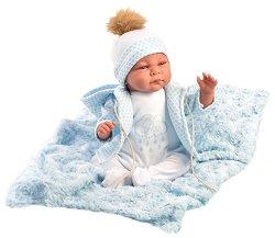 """Кукла бебе Самюел - С височина 46 cm от серията """"Reborn"""" -"""
