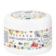 Elfeya Cosmetics Baby Nappy Cream - Бебешки крем против подсичане -