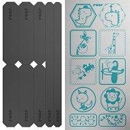 Светлоотразителни стикери - LightReflex - Комплект от 18 броя -