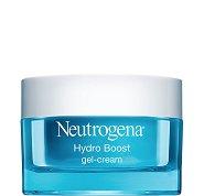 Neutrogena Hydro Boost Gel Cream - Гел крем за нормална до суха кожа с хиалуронова киселина - серум
