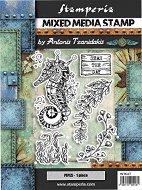 Гумени печати - Морски конче