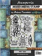 Гумени печати - Октопод