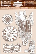 Гумени печати - Летящия кораб на Лейди Вагабонд